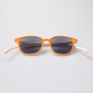 long arm orange sorbet sun reading glasses