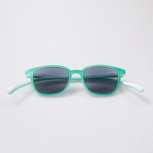 long arm green lagoon sun reading glasses