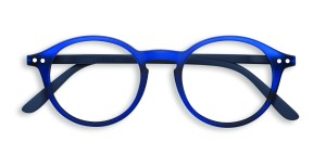 archi blue reading glasses from izipizi