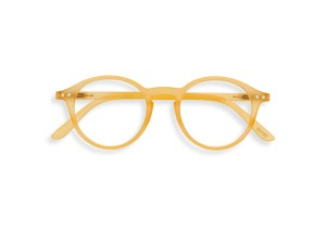 yellow honey izipizi reading glasses