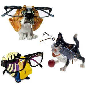 Animal & Fish Eyeglass Holders
