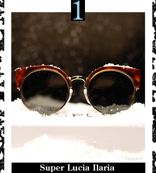 1. Super Ilaria Sunglasses