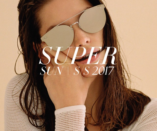 Super sunglasses SS 2017