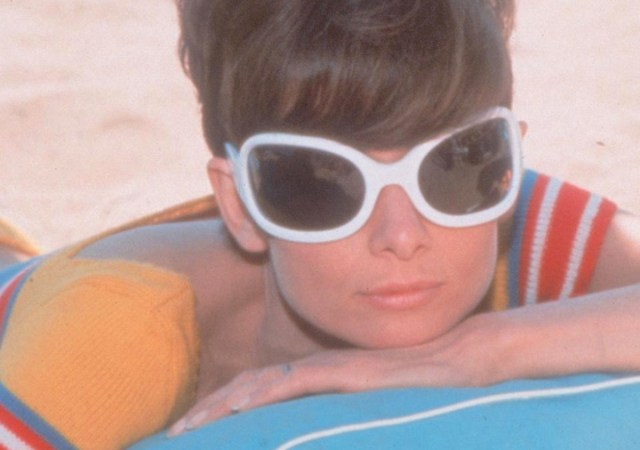Oliver Goldsmith - Audrey Hepburn in Two For the Road