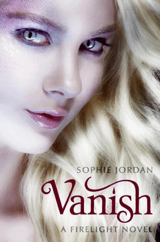 Vanish by Sophie Jordan | Book Review