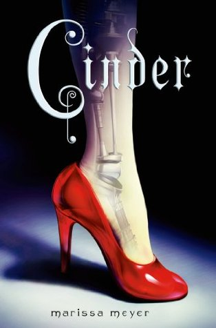 Cinder by Marissa Meyer | Book Review
