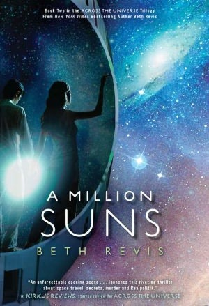A Million Suns by Beth Revis | Book Review