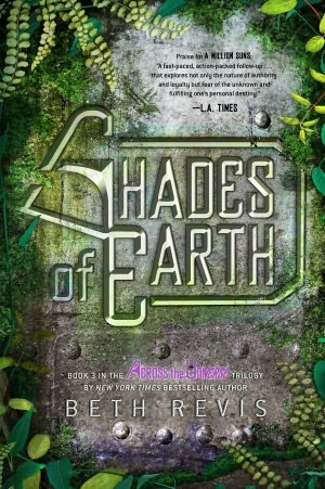 Shades of Earth by Beth Revis | Book Review