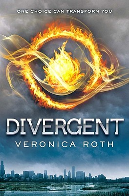 Hubby Reads Divergent by Veronica Roth