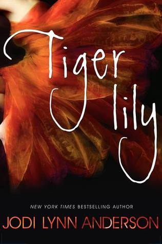 Tiger Lily by Jodi Lynn Anderson | Audiobook Review