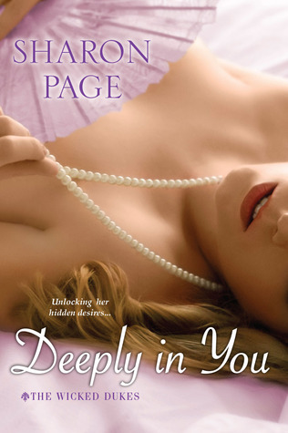 Deeply in You by Sharon Page | Book Review