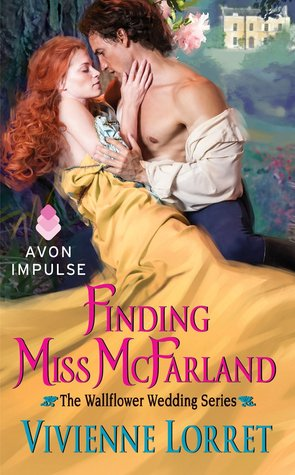 Finding Miss McFarland by Vivienne Lorret | Book Review + Giveaway