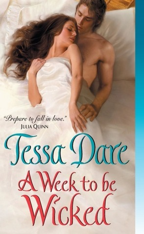 A Week to be Wicked by Tessa Dare | Audiobook Review