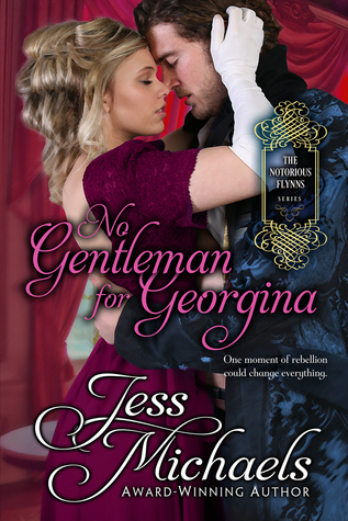 No Gentleman for Georgina by Jess Michaels | Book Review