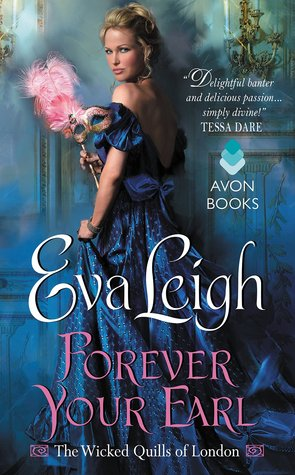Forever Your Earl by Eva Leigh | Book Review