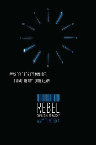 Rebel by Amy Tintera | Audiobook Review