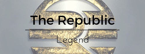 Republic. Legend