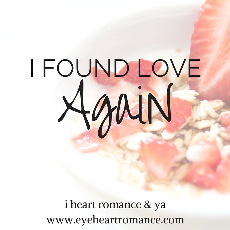 Bookish Discussions: I Thought I Lost it but I Found Love….Again