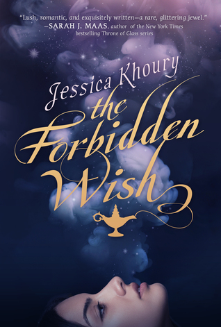 The Forbidden Wish by Jessica Khoury | Audiobook Review