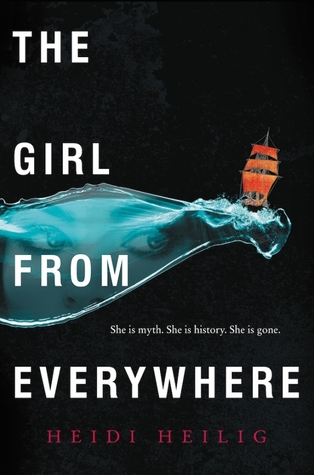 Let's Travel through Time with The Girl from Everywhere by Heidi Heilig | Audiobook Review