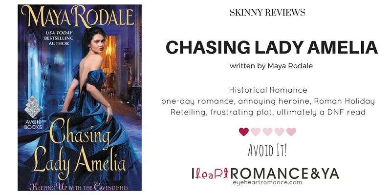 chasing-lady-amelia-skinny-review