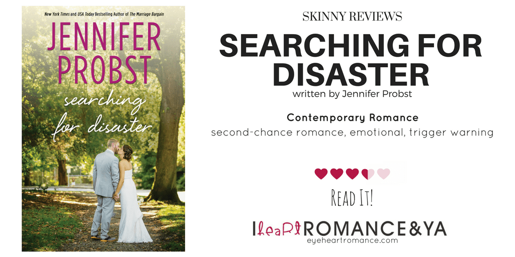 searching-for-disaster-skinny-review