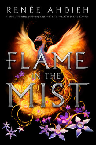 Over Hyped but Okay? Flame in the Mist by Renee Ahdieh Audiobook Review