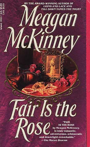 Flipping Pages: Fair is the Rose by Meagan McKinney Audiobook Review