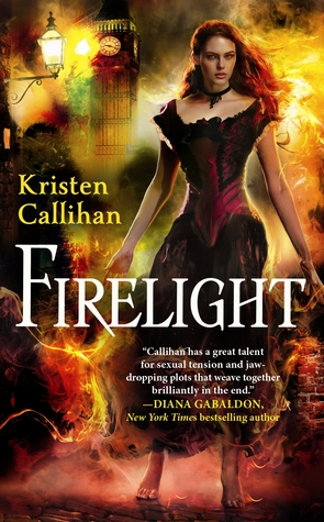 I Need More Steampunk! Firelight by Kristen Callihan Audiobook Review