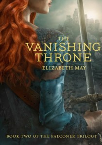 The Vanishing Throne by Elizabeth May