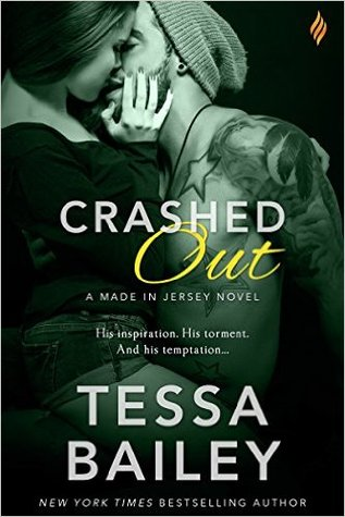 What a Surprising Christmas Romance! Crashed Out by Tessa Bailey [Book Review]