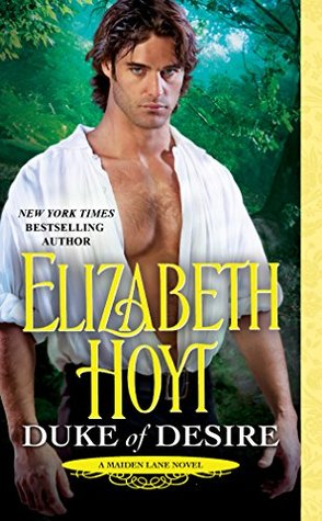Duke of Desire by Elizabeth Hoyt Book Review