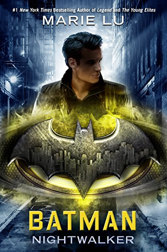 It was a little underwhelming | Batman: Nightwalker by Marie Lu [Audiobook Review]