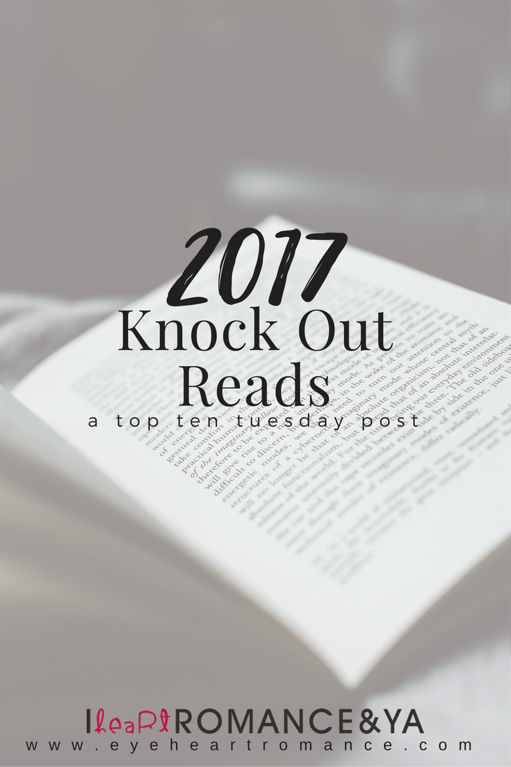 2017 Knock Out Reads...So Far
