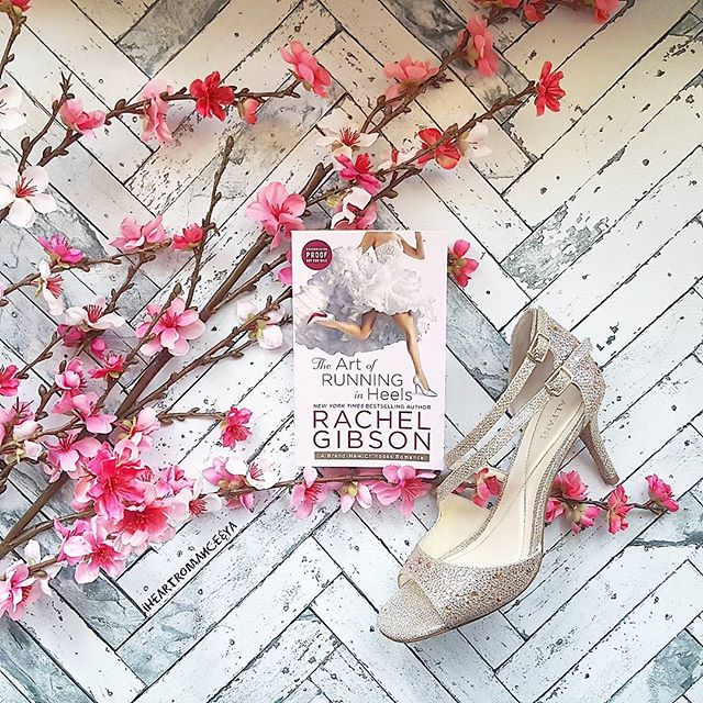 The Art of Running in Heels Bookstagram