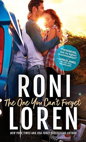 Romance & Food! The One You Can't Forget by Roni Loren [ARC Review]