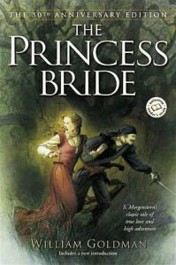 The Princess Bride by William Goldman Cover