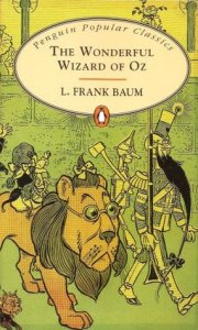 The Wonderful Wizard of Oz by L. Frank Baum Cover