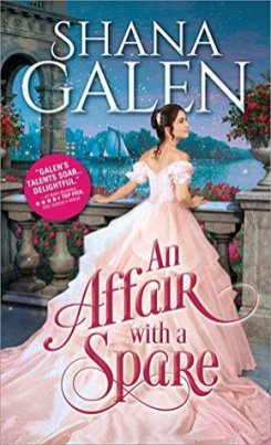 An Affair with a Spare by Shana Galen