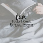 Favorite Books to Re-read