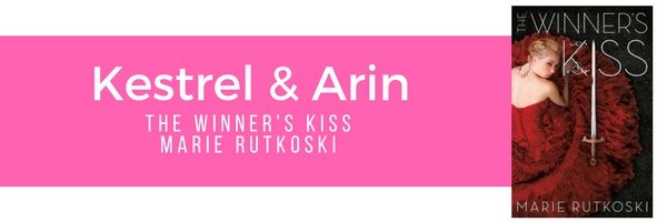 Kestrel & Arin The Winner's Kiss