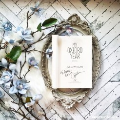My Oxford Year Signed Bookstagram