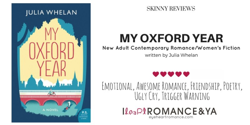 My Oxford Year Skinny Review