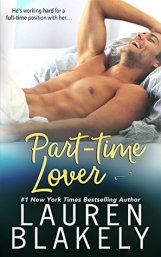 Part-Time Lover by Lauren Blakely