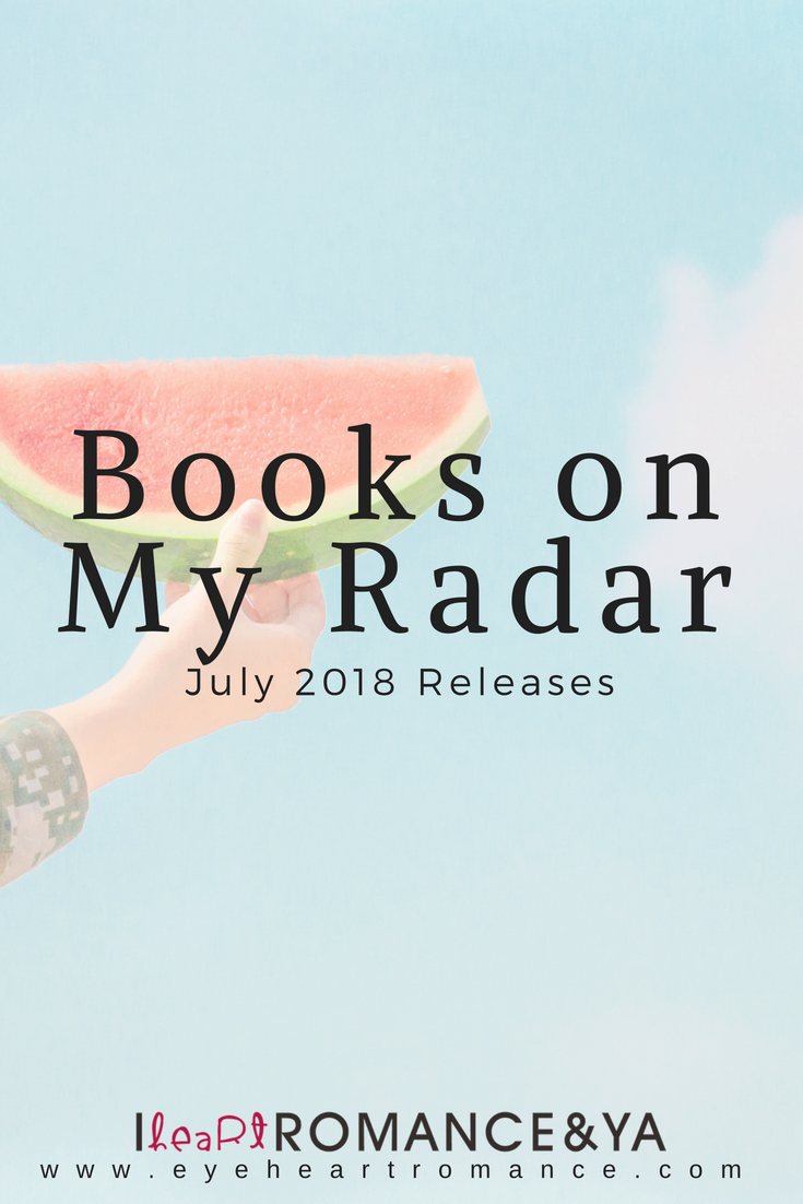 Books on My Radar | July 2018