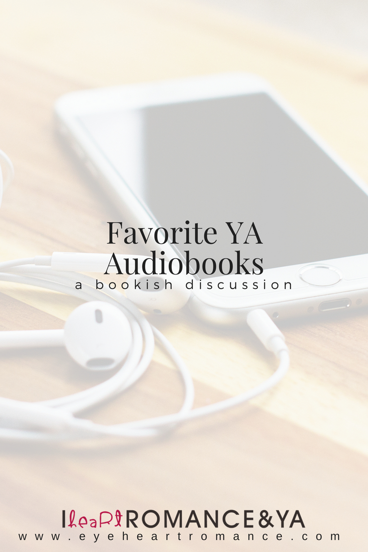 Favorite Young Adult Audiobooks