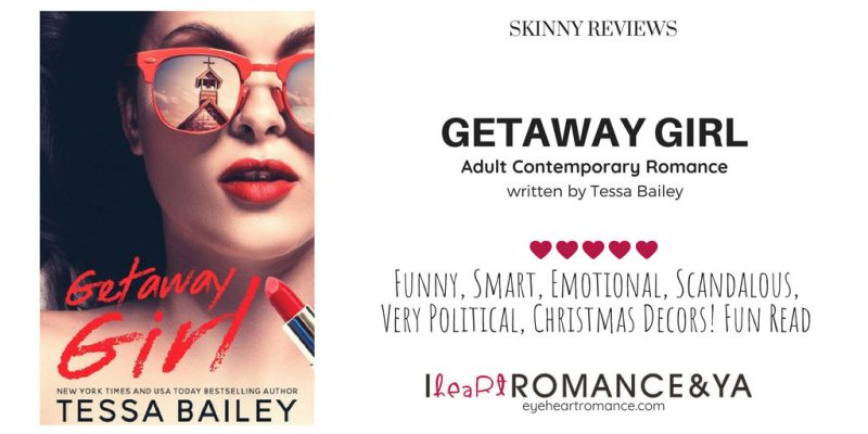 Getaway Girl Skinny Review