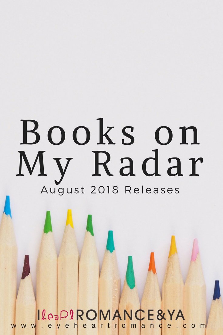 Books on My Radar | August 2018