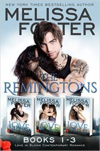 The Remington's Box Set by Melissa Foster