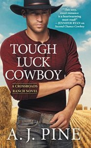 Tough Luck Cowboy by A.J. Pine